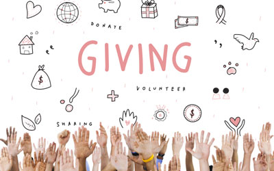 Explore Ways to Give